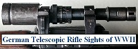 German Telescopic Rifle Sights of WWII