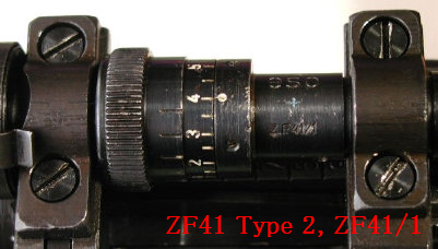 ZF41/1 elevation ring
